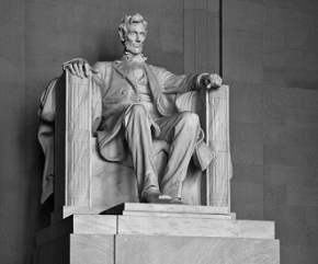 Lincoln Memorial, Photo by Gregory F. Maxwell, Wikimedia