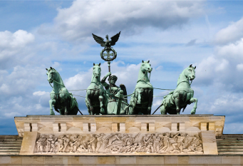 Victory of Quadriga (1793), Photo by Momentmal, Pixabay
