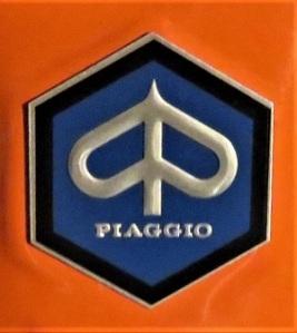 Piaggio Logo, Photo by cjverb (2019)
