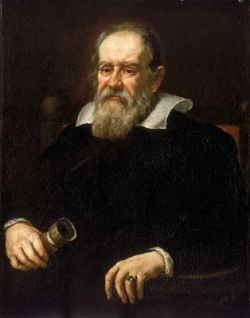 Galileo Galilei (1636) by Justus Sustermans, National Maritime Museum, Wikimedia Commons