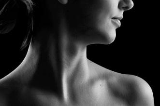 Woman's Neck, Photo by Barbora Chalupová, Pixabay