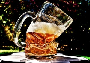 Crumpled Beer Mug, Photo by Alexas Fotos, Pixabay-400px