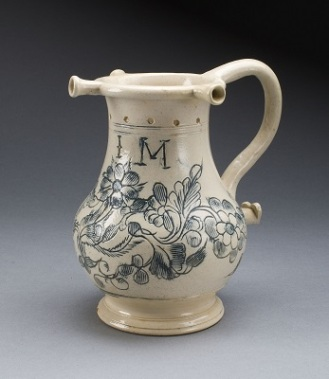 Puzzle Jug (c1765), Art Institute of Chicago