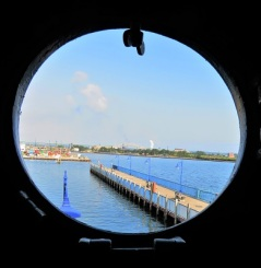 Valley Camp Porthole, Sault Sainte Marie, Photo by cjverb (2019)