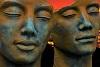 Bronze Heads by Lars Nissen, Pixabay-100px