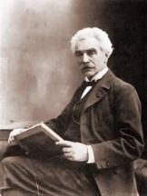 Jean-Léon Gérôme by Nadar, Wikimedia Commons
