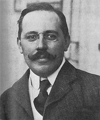 Josef Hoffmann, Photo by Stadtchronik Wien, Wikimedia Commons