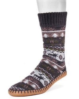 Mukluk Slipper Socks, Photo courtesy of Overstock