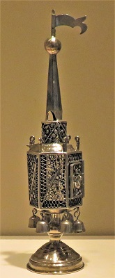 Spice Container (Poland, c1889), Minneapolis Institute of Art, Photo by cjverb (2018)