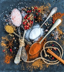 Sugar and Spice, Photo by Daria-Yakovleva, Pixabay