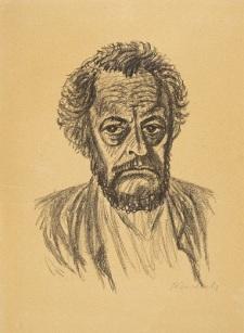 Ernst Barlach Self-Portrait (1928), Wikimedia Commons