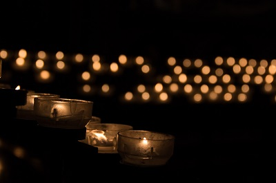 Church Candles by Niek Verlaan, Pixabay